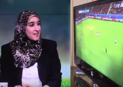 Мусульманка шокирует общество своей профессией (ВИДЕО)