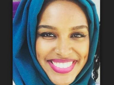 Мусульманка заставила исламофобоввздрогнуть от ужаса