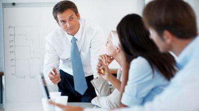 Руководитель: правильная организация дает эффективный результат