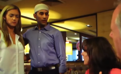 Американка хочет замуж за мусульманина. Реакция ее родителей (ВИДЕО)