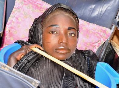 Мусульманка, живущая в тазу, благодарна Аллаху за свою судьбу (ФОТО)