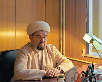 Арестован имам московской мечети