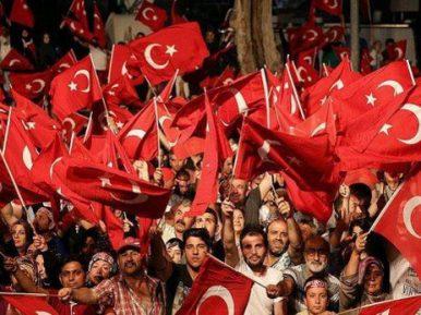 В Турции грандиозно увековечат память шахидов