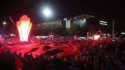 Заговор против Эрдогана зрел не только в армии, но и в муфтияте