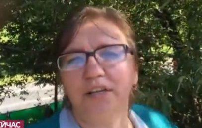 Сотрудница типографии объяснила гибель девушек на пожаре их «тупостью» (ВИДЕО)