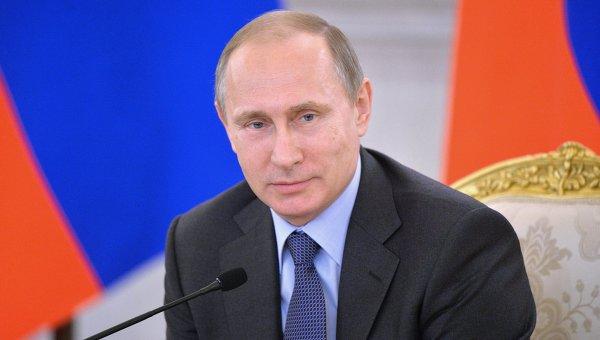 Владимир Путин подчеркнул, что ислам - религию мира и созидания