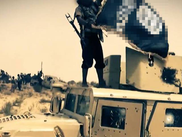 Заявление в ролике делает ликвидированный в Дагестане боевик