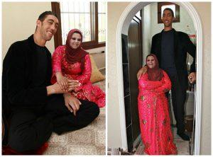 Султан и Мерва счастливы в браке