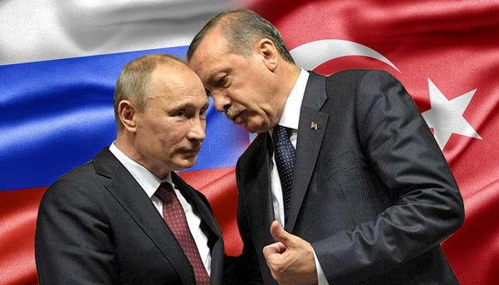 Президент Турции назвал В. Путина «другом Владимиром» и принял решение дружить сРоссией