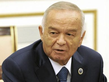 Главу Узбекистана поместили в больницу