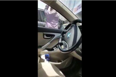 В Саудовской Аравии совершено резонансное ограбление (ВИДЕО)