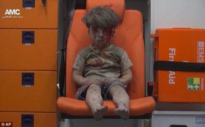 Аллах забрал брата мальчика-символа войны в Сирии