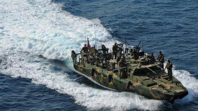 США обвинили иранских стражей в непрофессионализме