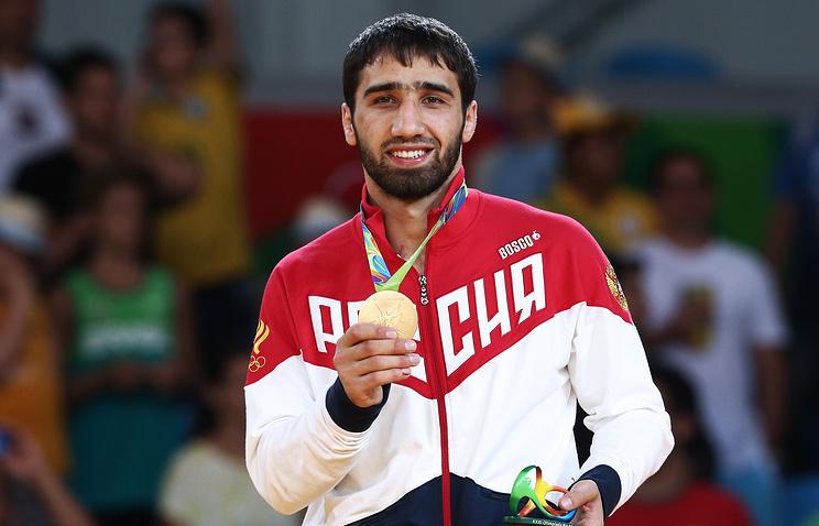 Хасан Халмурзаев вложит «олимпийское золото» вблаготворительность
