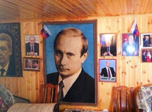 Преемственность поколений: Путин будет жить в русской деревне