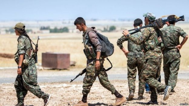 Ракетный обстрел вСирии, есть погибший ираненые