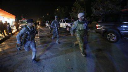 Террористы атаковали самый престижный вуз