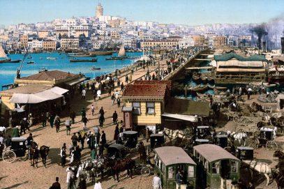Исламская столица в последние дни Османской империи (ФОТО)