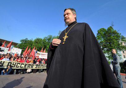 Священник РПЦ: Некоторых внутренних врагов нужно убивать