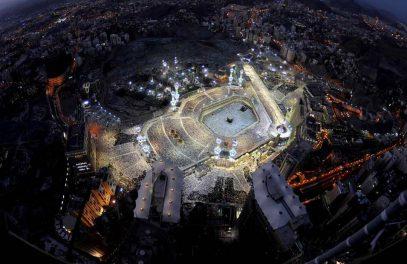 Среди самых грандиозных строек планеты лидирует Мекка