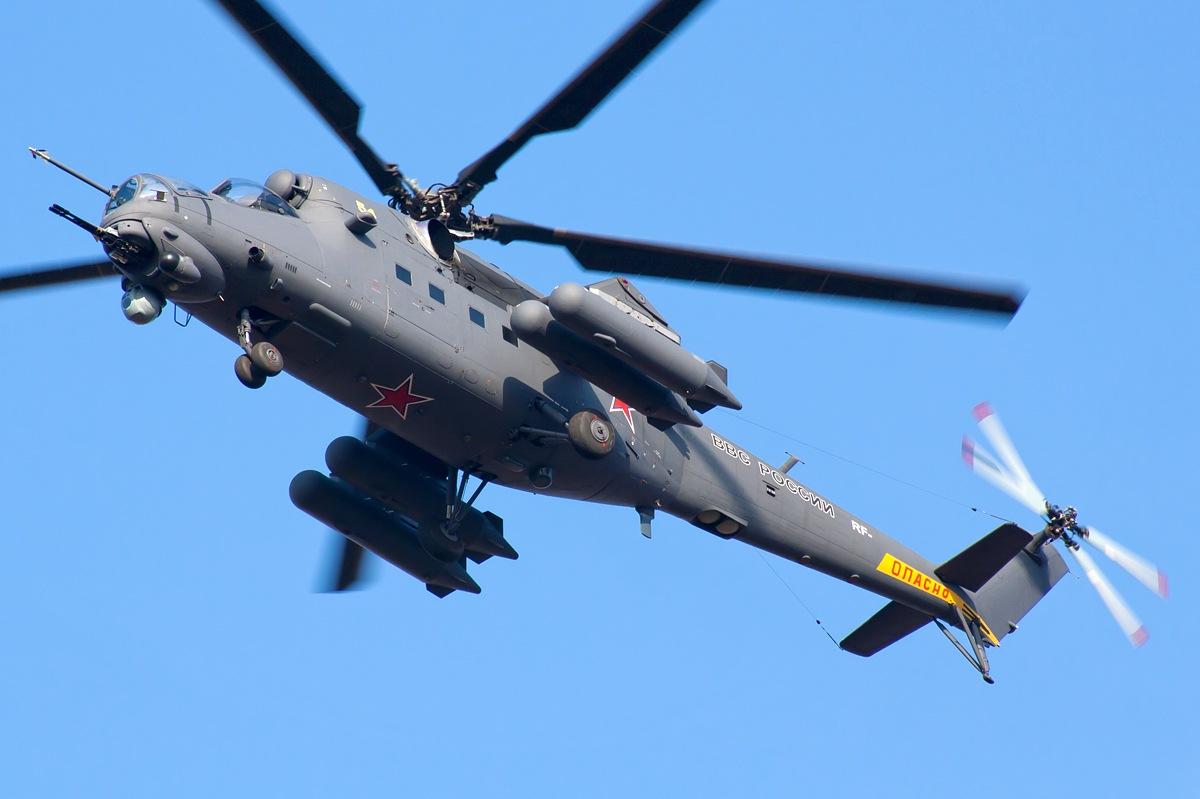 Афганистан желает бесплатно получить русские Ми-35 для борьбы сИГ