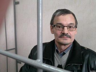 Муфтий Коми встретился с осужденным Рафисом Кашаповым