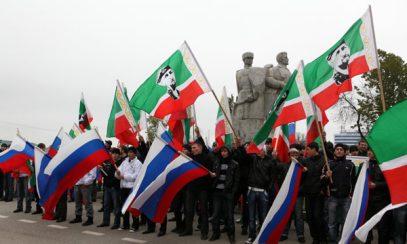 В Чечне с размахом отметили один из главных праздников (ВИДЕО)