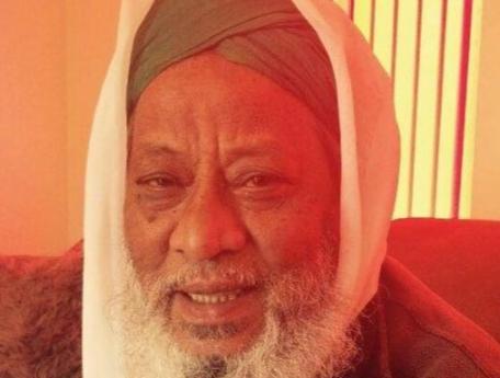 Убитый имам