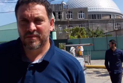 Визит Максима Шевченко в «неправильную» мечеть окончился неожиданно (ВИДЕО)