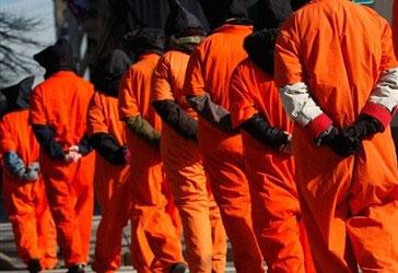 Заключенные на Гуантанамо