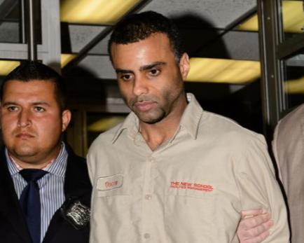 Подозреваемый вубийстве имама вНью-Йорке отверг обвинения