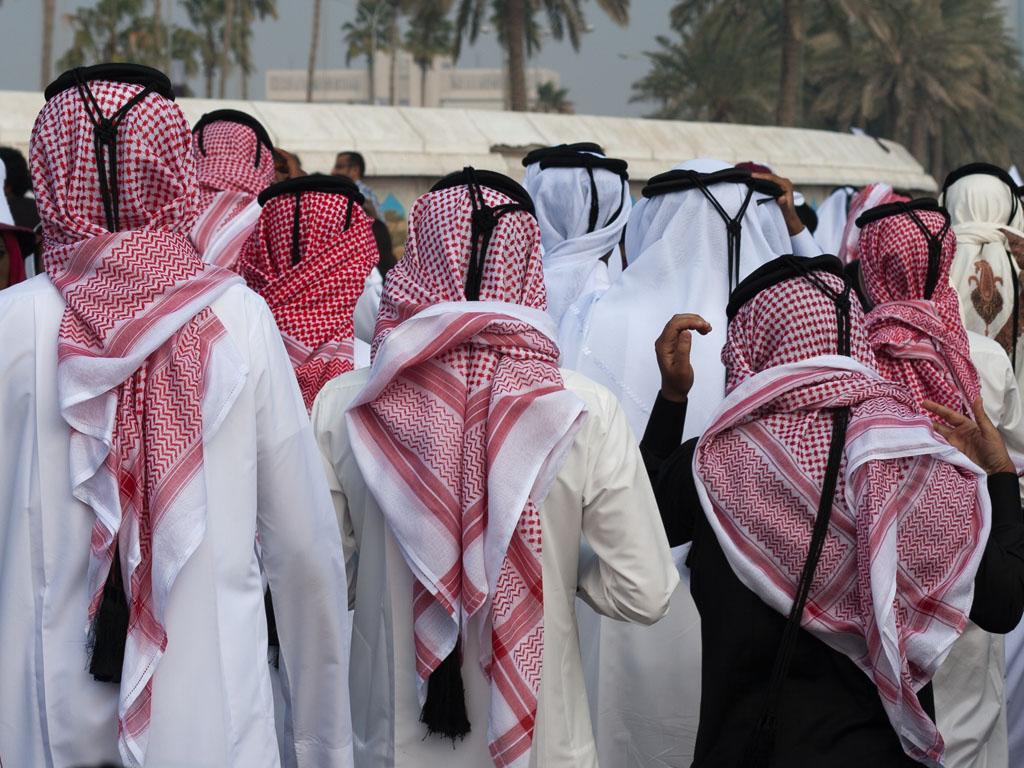 Жители ОАЭ