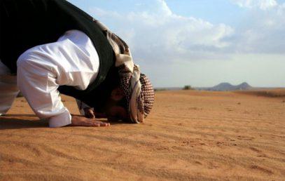 Шариатский судья запретил саудовцу совершать намаз (ВИДЕО)