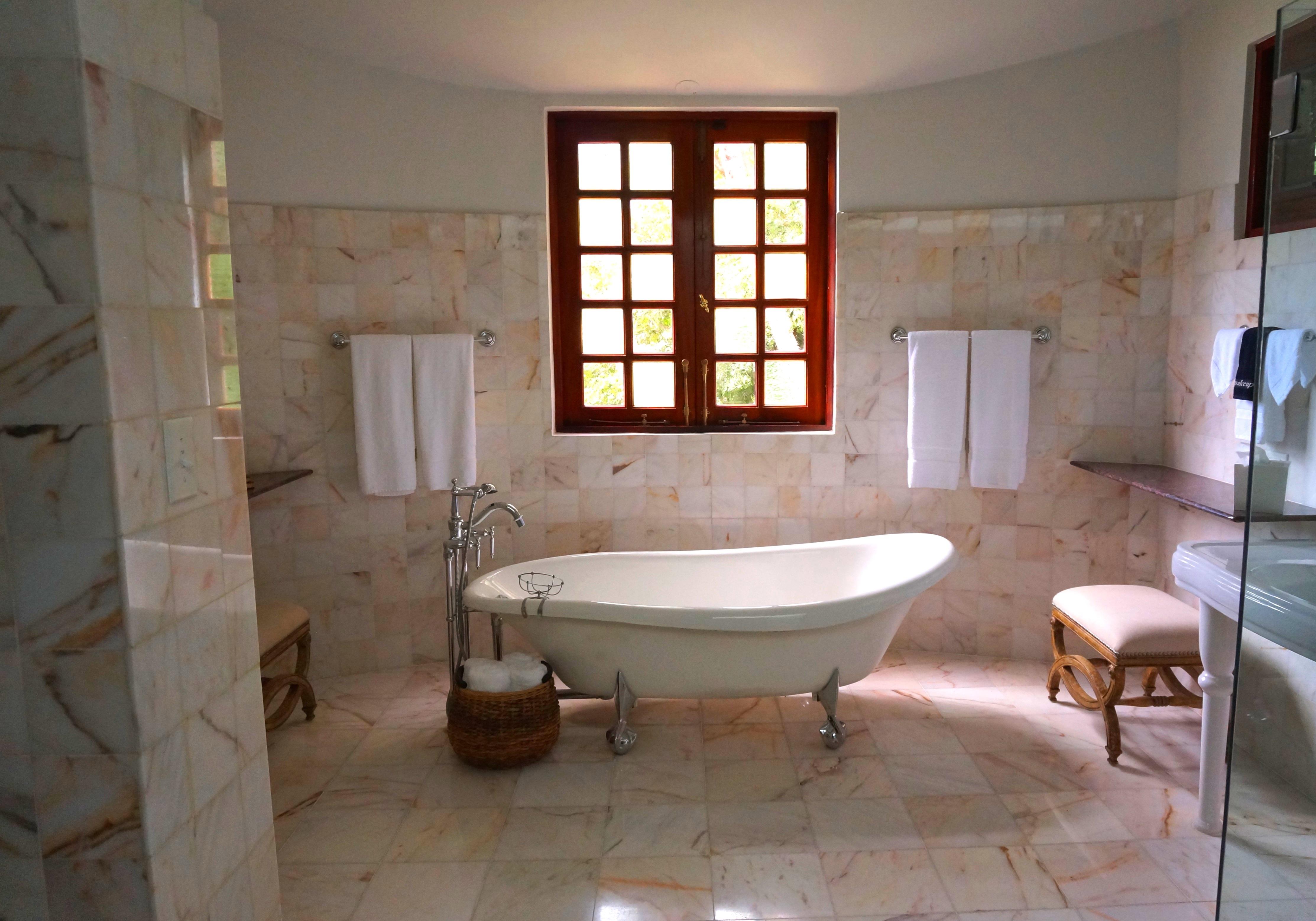 Керамическая плитка – идеальный материал для ванной