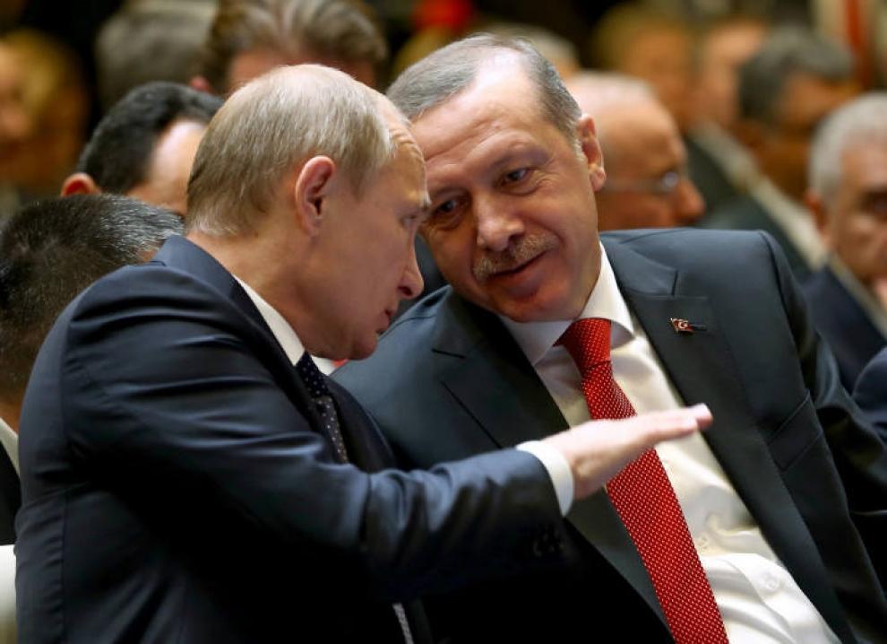 У РФ иТурции есть общая цель— Путин