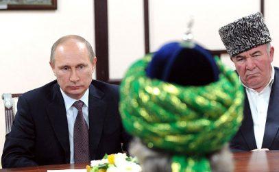 В интернете появилась петиция мусульман к Владимиру Путину