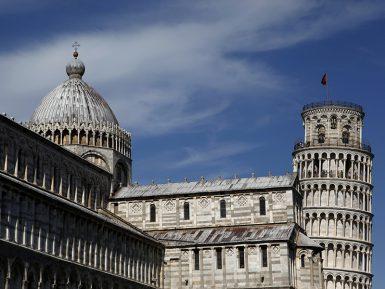 Итальянские радикалы выступили против мечети у Пизанской башни
