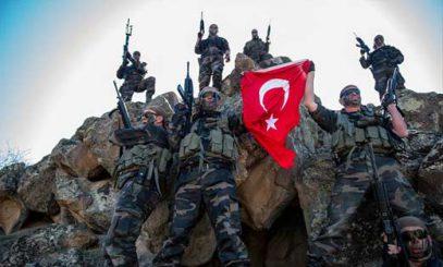 Турция объяснила ввод спецназа в Сирию