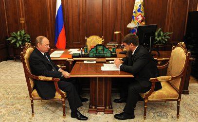 Кадыров рассказал о ночной встрече с президентом
