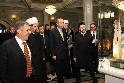 Эрдоган отметил особую роль Татарстана