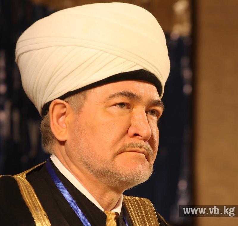 Глава СМР Равиль Гайнутдин