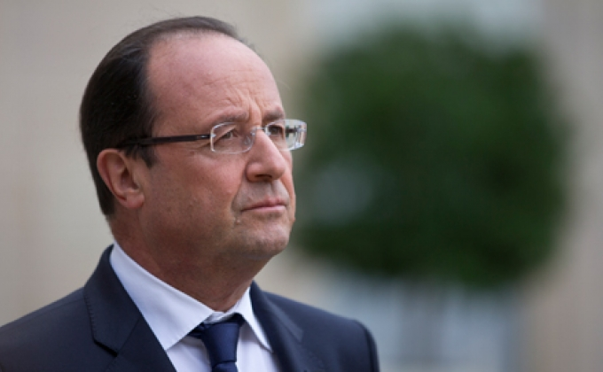 Олланд изъявил стремление обсудить сПутиным Сирию и Украинское государство