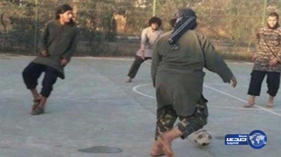 В ИГ разрешили играть в футбол