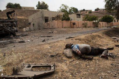 Госдеп отчитался по убитым чеченцам в Ираке