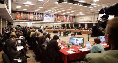 Власти Таджикистана бойкотировали заседание ОБСЕ
