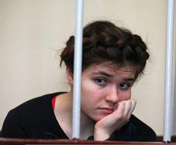 Студентка Караулова пожалела, что не убежала в ИГИЛ ?
