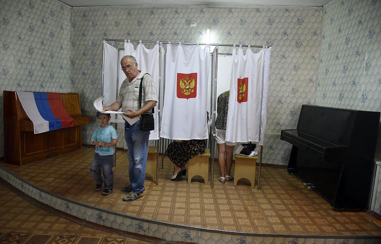 Крымские татары проявили небывалую активность на выборах