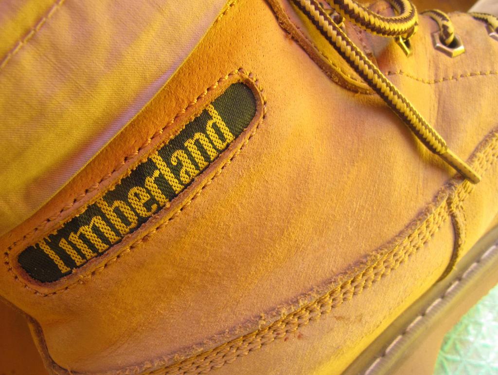 Прочная и герметичная обувь от компании «Timberland»