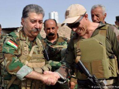 Запад готовит иранских боевиков