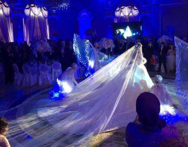 Свадьба чеченских олигархов поразила роскошью (ВИДЕО)